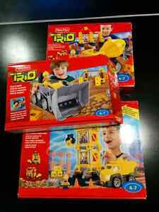 Fisher-Price Trio building sets Kitchener / Waterloo Kitchener Area image 1