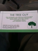 The Tree Guy Trimming and Removal Service. Hamilton