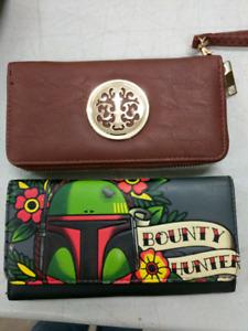 Hand clutch purse wallet 2