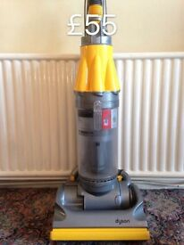 DYSON DC07 FULLY SERVICED MINT CONDITION CALL 07546824056 YELLOW 1