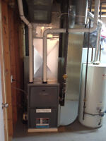 HIGH EFFICIENT FURNACE, AIR CONDITIONING........