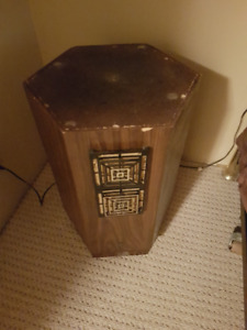 SOLD - Empire Speakers (No Tops)