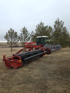 Hesston 8100--- reduced