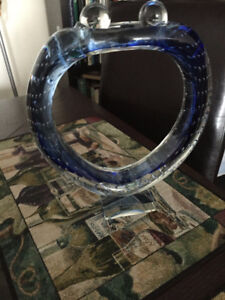 Figurine en verre/ Glass figurine,