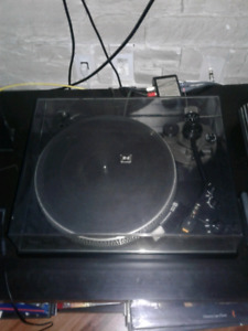 Table tournante Technics SL2000