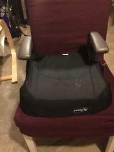 Two booster seats $5 each