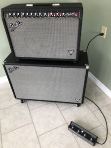 Fender Deluxe VM and Band-Master VM 212 Cab