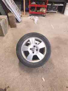 "16"" Ford Rims"