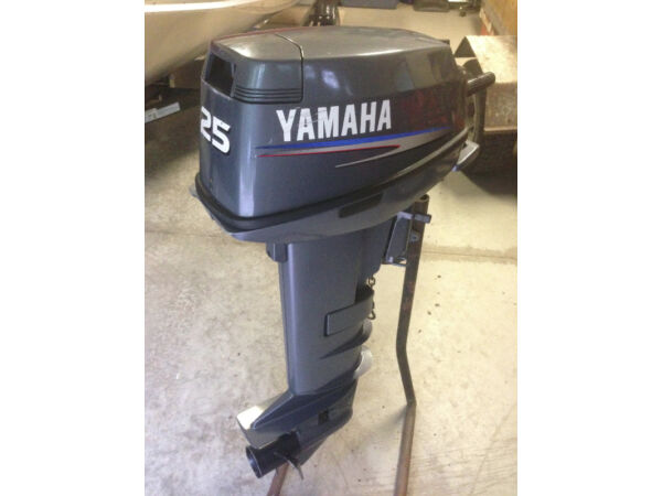 Yamaha 25 hp for sale canada for Best prop for 25 hp yamaha 2 stroke