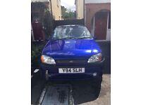 Mk5 Fiesta Zetec S imperial blue