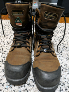 Royer Safety Boots Wet Ice Tech -40