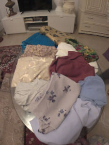 Various fabrics  for sale  (many kinds)