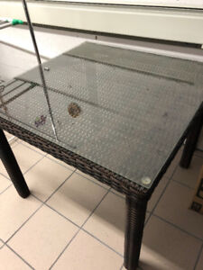 **Great deal -  Pool Side OR Patio Table 36X36**
