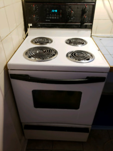 24 inch Kenmore stove