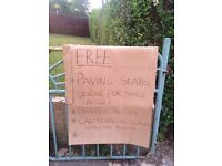 Free to collect, building material