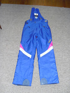 Men Spyder Thermo insulated snowsuit pants skiing snowboard shoe