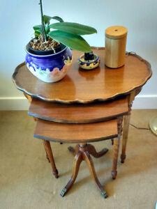 Antique Nesting tables