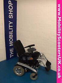 Pride Quantum Fusion Powerchair Electric Powered Wheelchair R40 2015