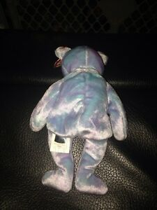 Issy beanie baby still has tags price firm London Ontario image 2