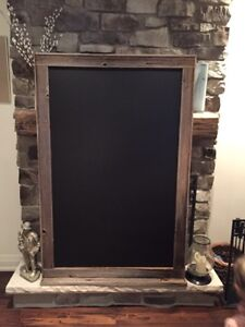 Any size chalkboard you would like ! Chalkboards CHALKBOARD! Oakville / Halton Region Toronto (GTA) image 2