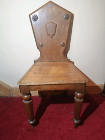 Regency Hall chair