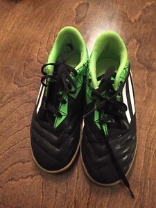 Indoor soccer shoes size 2
