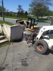 POST HOLES Done Auger or Bucket St. John's Newfoundland image 8
