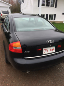 2003 Audi A6 1200$ FIRM NEED WORK SEE DESCRIPTION