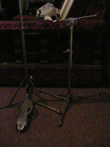 """Ringo LUDWIG Snare Stand&LUDWIG 1940's SpeedKing Hi-Hat Stand"""""""
