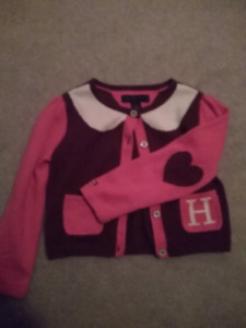 NEW TOMMY HILFIGER SWEATER SZ 2-3T!!