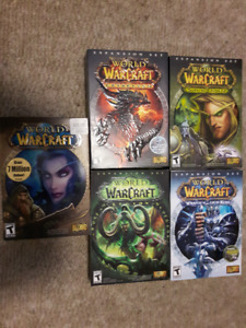 PC Video games, World of Warcraft