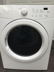 kenmore front load clothes dryer works great