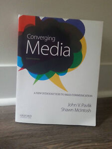 Converging Media: a new introduction to mass communication,4thEd