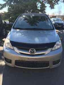 2008 Mazda Mazda5 Wagon