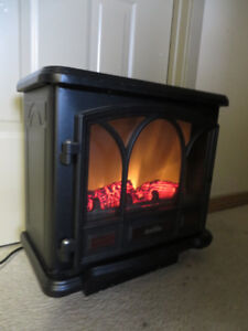 ~~~Electric Fireplace Heater (Duraflame)