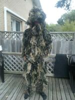 HALLOWEEN COSTUME (GHILLIE SUIT)
