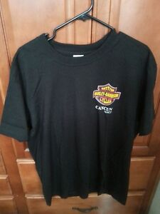 T-Shirt Harley-Davidson Souvenir/Cancun-Mexique
