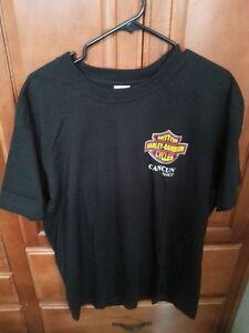 T-Shirt Harley-Davidson Souvenir/Cancun-Mexique