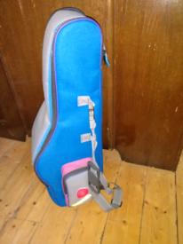Saxophone rucsac carry case