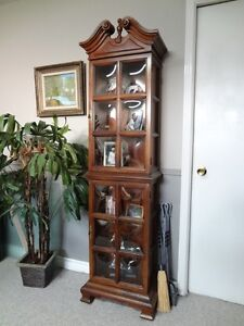 Good quality display hutch for sale