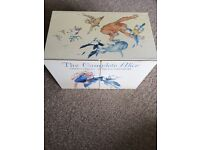 The Complete Alice ( in wonderland and through the looking glass ) children's book collection