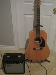 Simon and Patrick Woodland S6 acoustic / electric