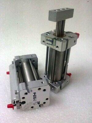 Bimba Cfs-01515-a Hydraulic Actuator Double Rod 2 Portsl - Lot Of 4