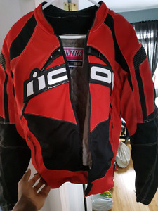 Icon manteau moto  / motorcycle jacket