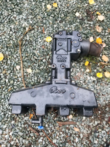 Mercruiser 7.4l exhaust manifolds with risers almost new