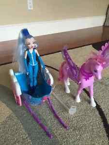 Barbies for sale - Fairies, Mermaid Barbie +++