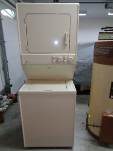 Propane Washer & Dryer (stackable)
