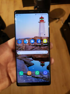 SAMSUNG NOTE 8 A VENDRE nego