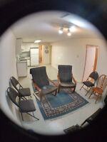 Basement Apartment w. 1 Bedroom (Renovated) Seperate Ent.