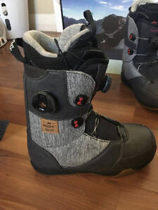 Rome Snowboard boots Size 9.5 womens